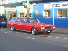 Holden HQ on Cragar SS