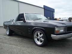 Holden HZ on Cragar SS