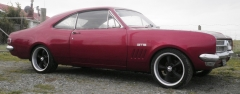 Holden Monaro on Ridler R695