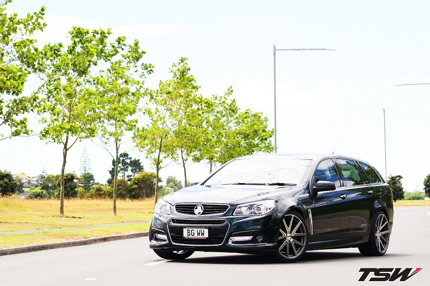 Holden Commodore on TSW Rouge