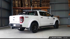 Ford Ranger on Black Rhino Selkirk