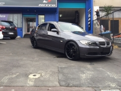 BMW 3series on BGW Titan