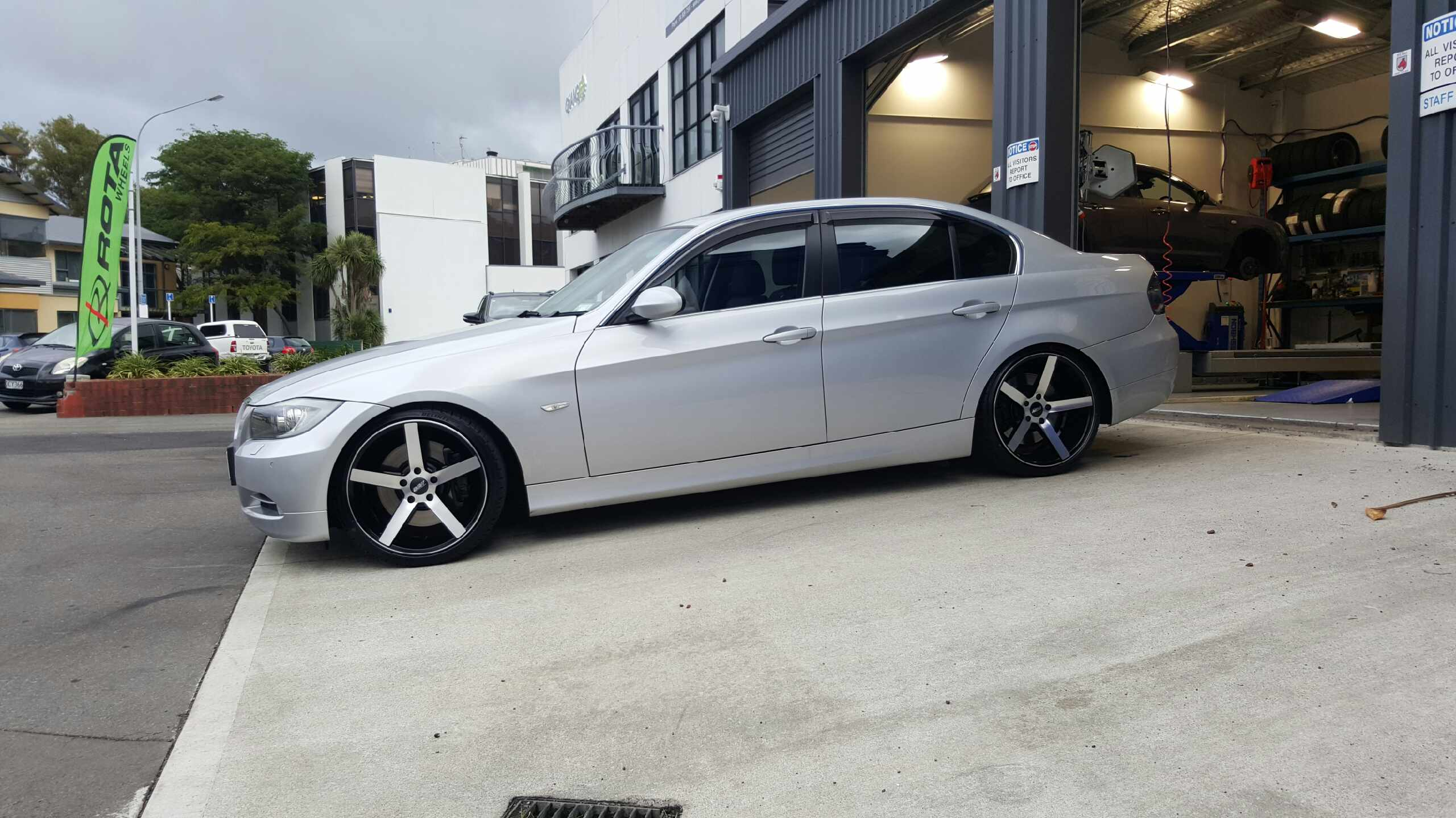 BMW 3series on BGW Torque