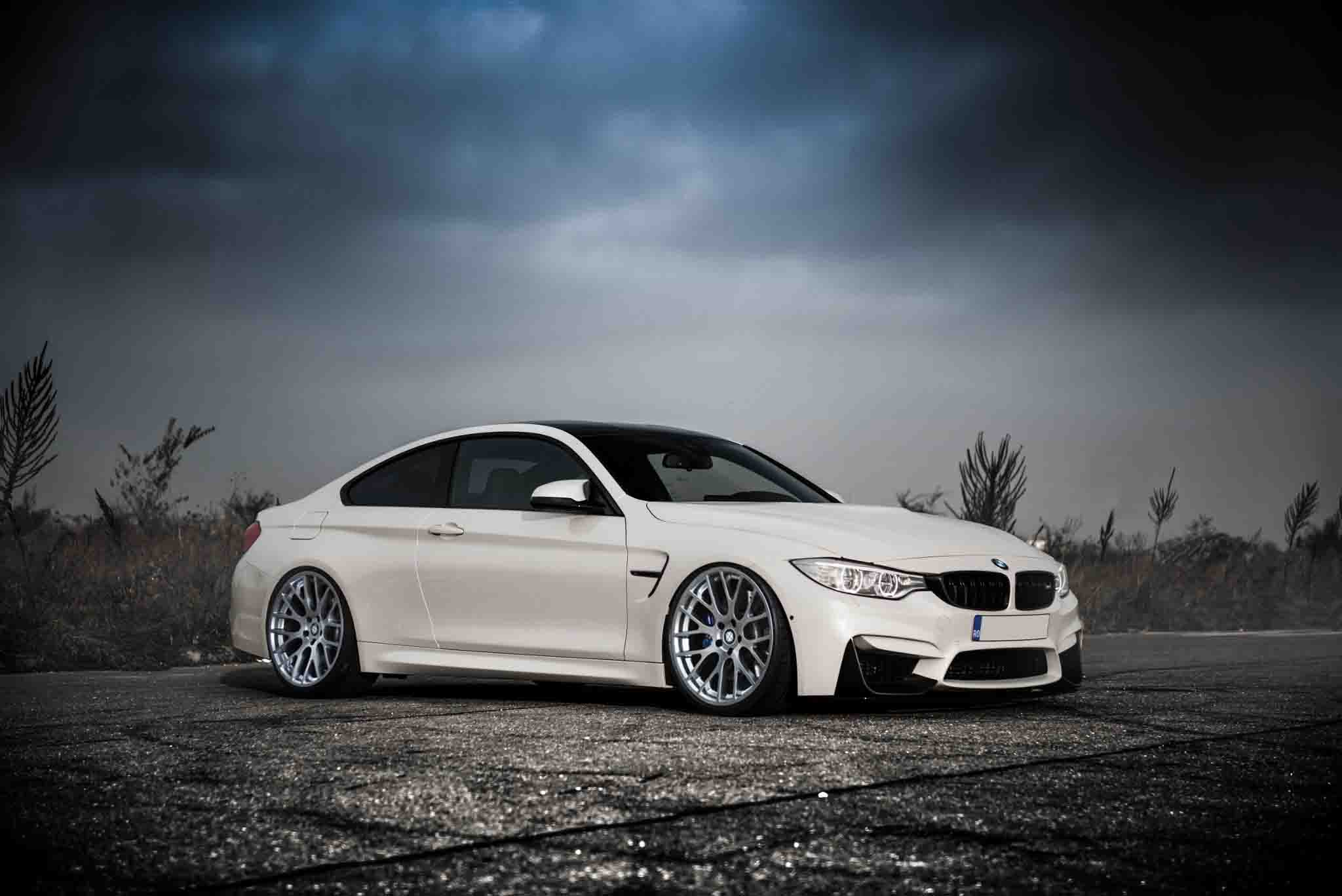 BMW M3 on Beyern Spartan