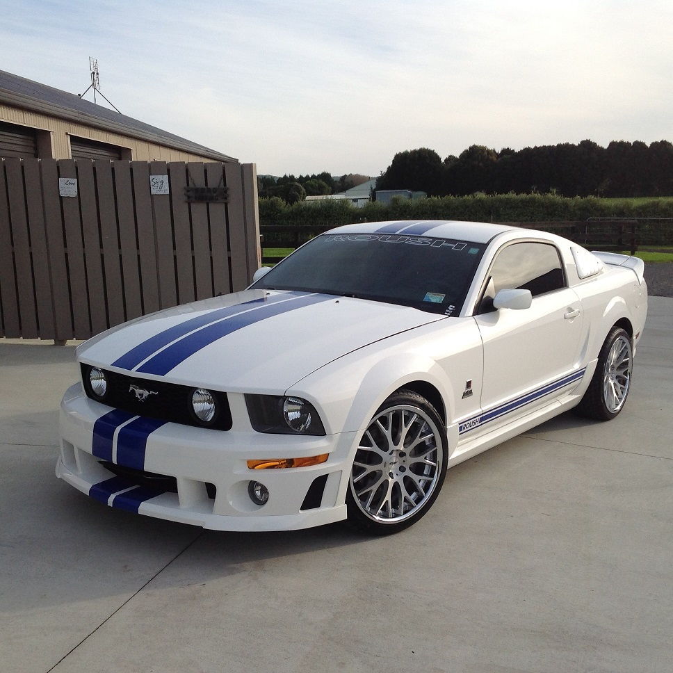 Ford Mustang on TSW Amaroo