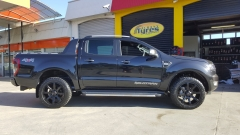Ford Ranger on BGW Reload 265/50R20 Pioneer AT