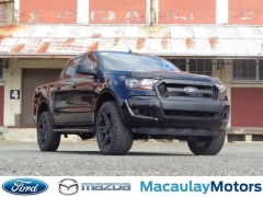 Ford Ranger on BGW Tuff 275/55R20 Pioneer AT