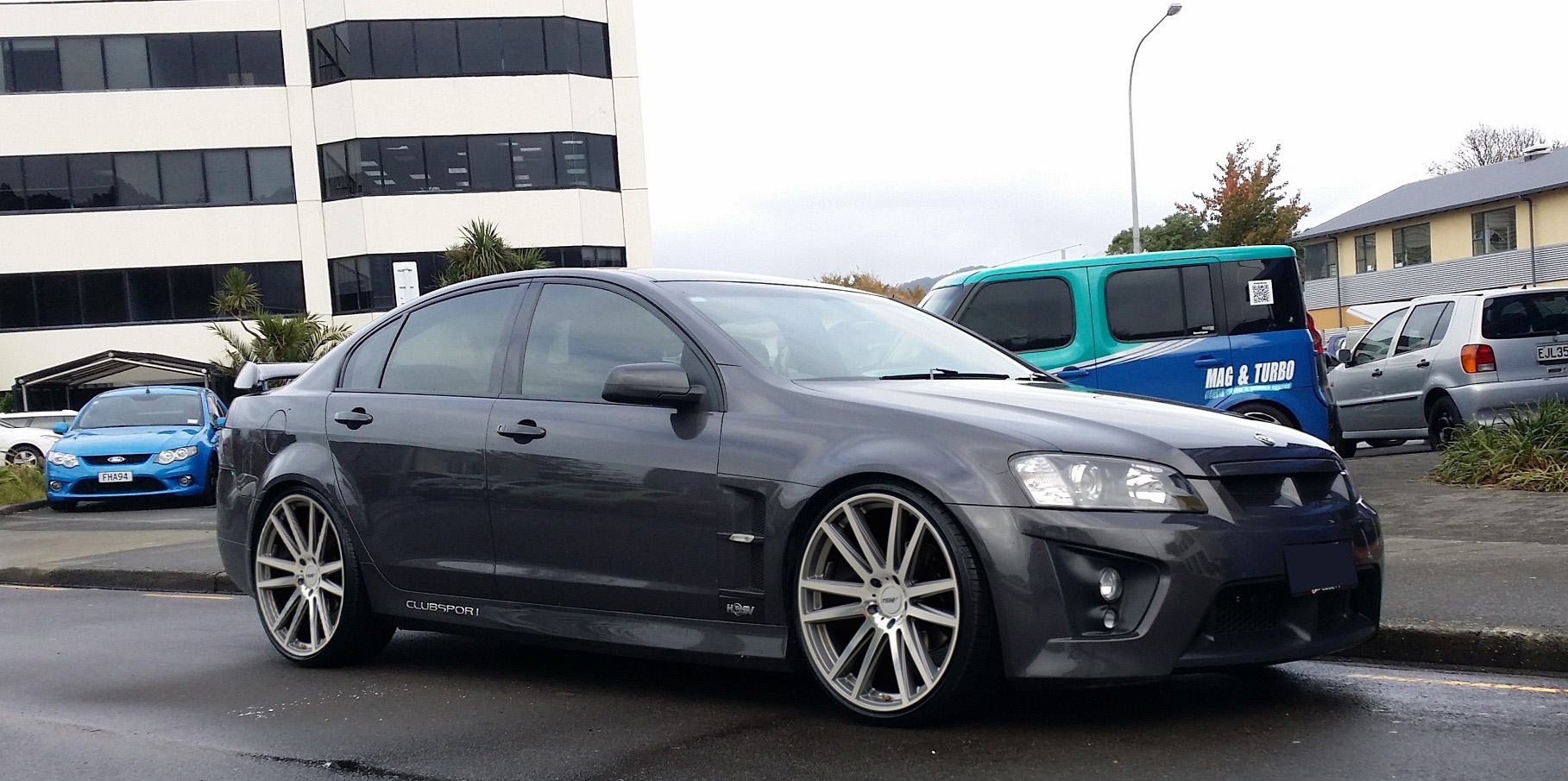 Holden Commodore on TSW Gatsby