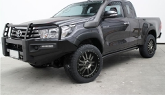 Toyota Hilux on Black Rhino Tanay