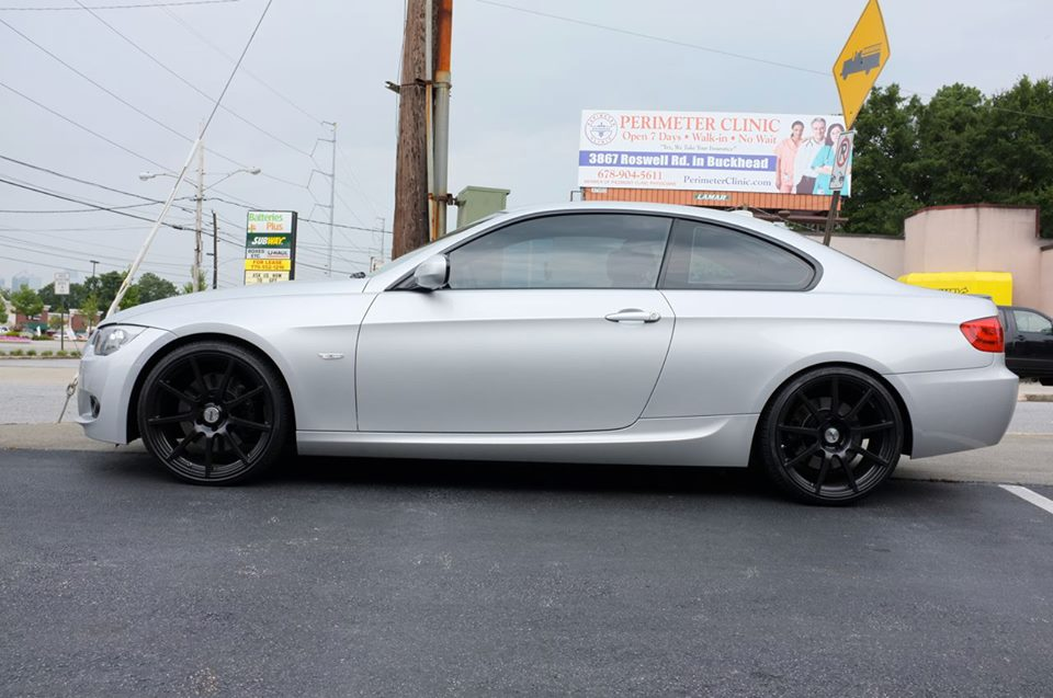 BMW 3series on TSW Interlagos