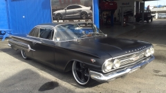 Chev Impala on Ridler R695