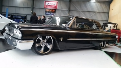 Ford Galaxie on Ridler R695