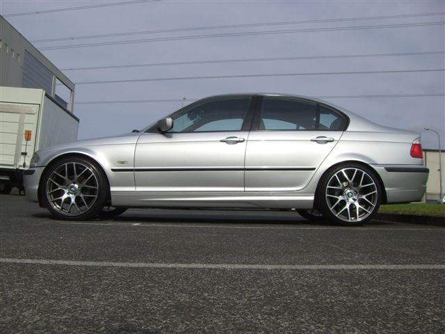 BMW 3series on TSW Nurburgring
