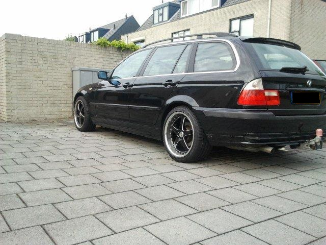 BMW 5series TSW Carthage