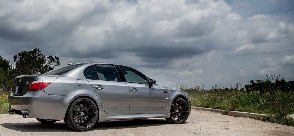 BMW 5series TSW Interlargos