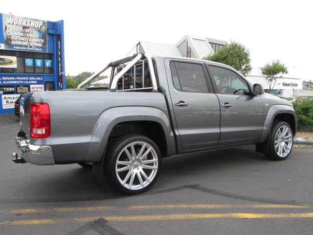 VW Amarok on TSW Gatsby