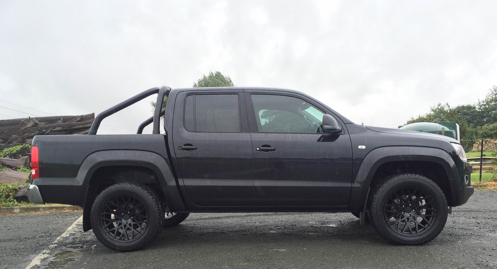 VW Amarok on TSW Vale