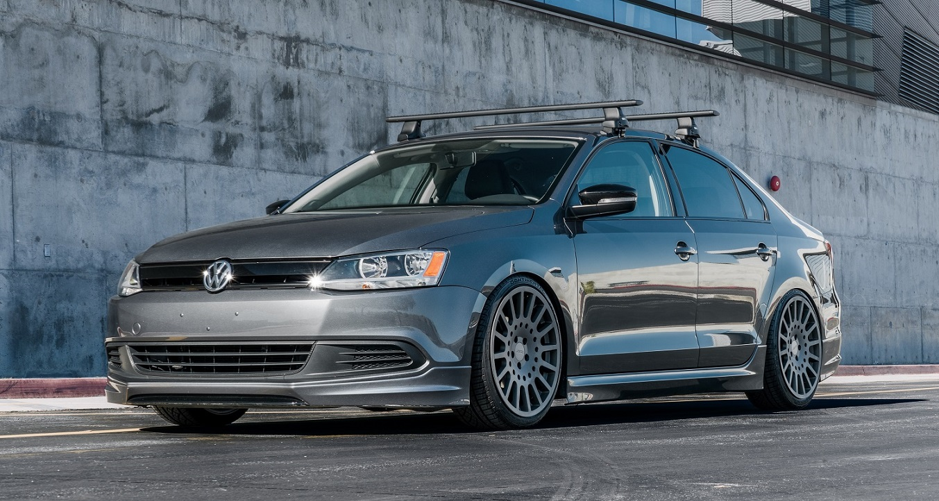 VW Jetta on TSW Holeshot