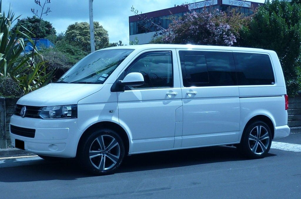 VW T5 on MAK Fuoco5