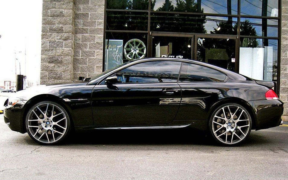 BMW 6series on Tsw Nurburgring