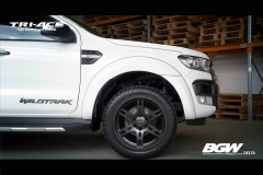 Ford Ranger on BGW Delta and Tri-Ace Pioneer A/T