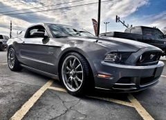 Ford Mustang on Ridler R650