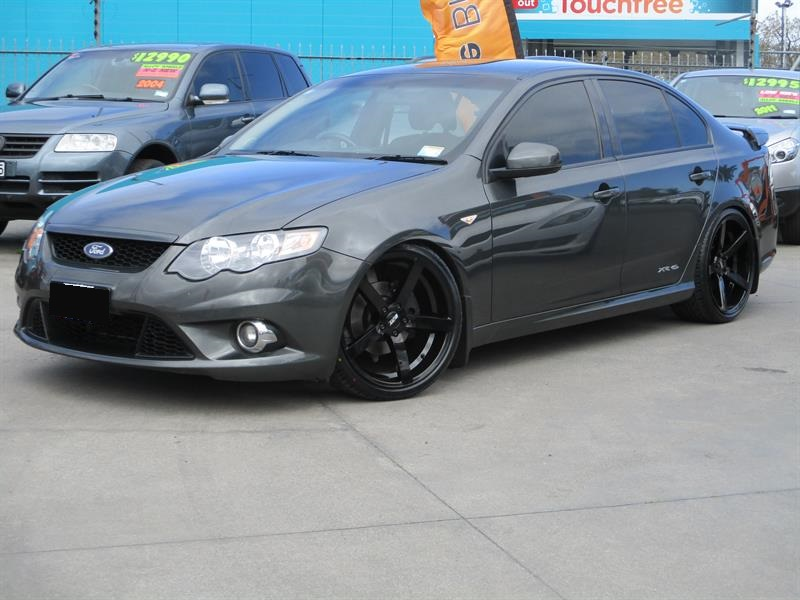 Ford Falcon on BGW Torque