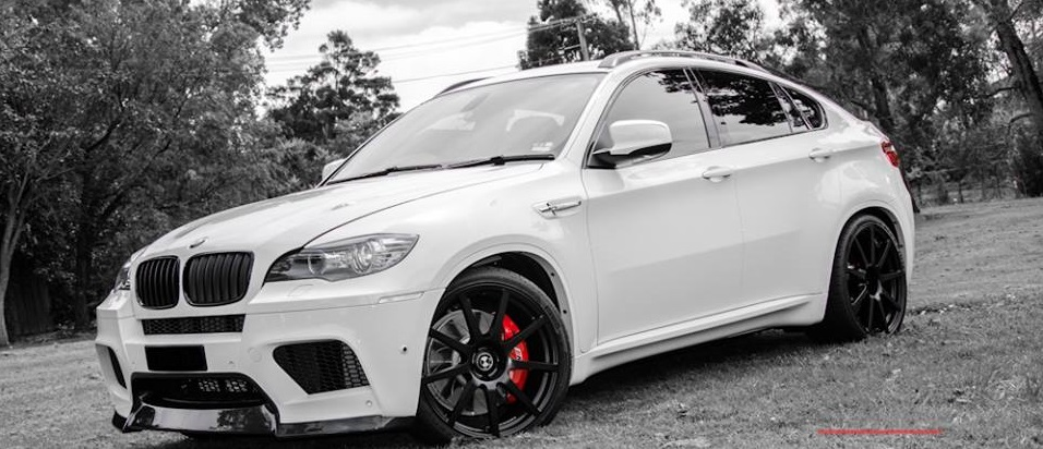 BMW X1 on TSW Interlargos