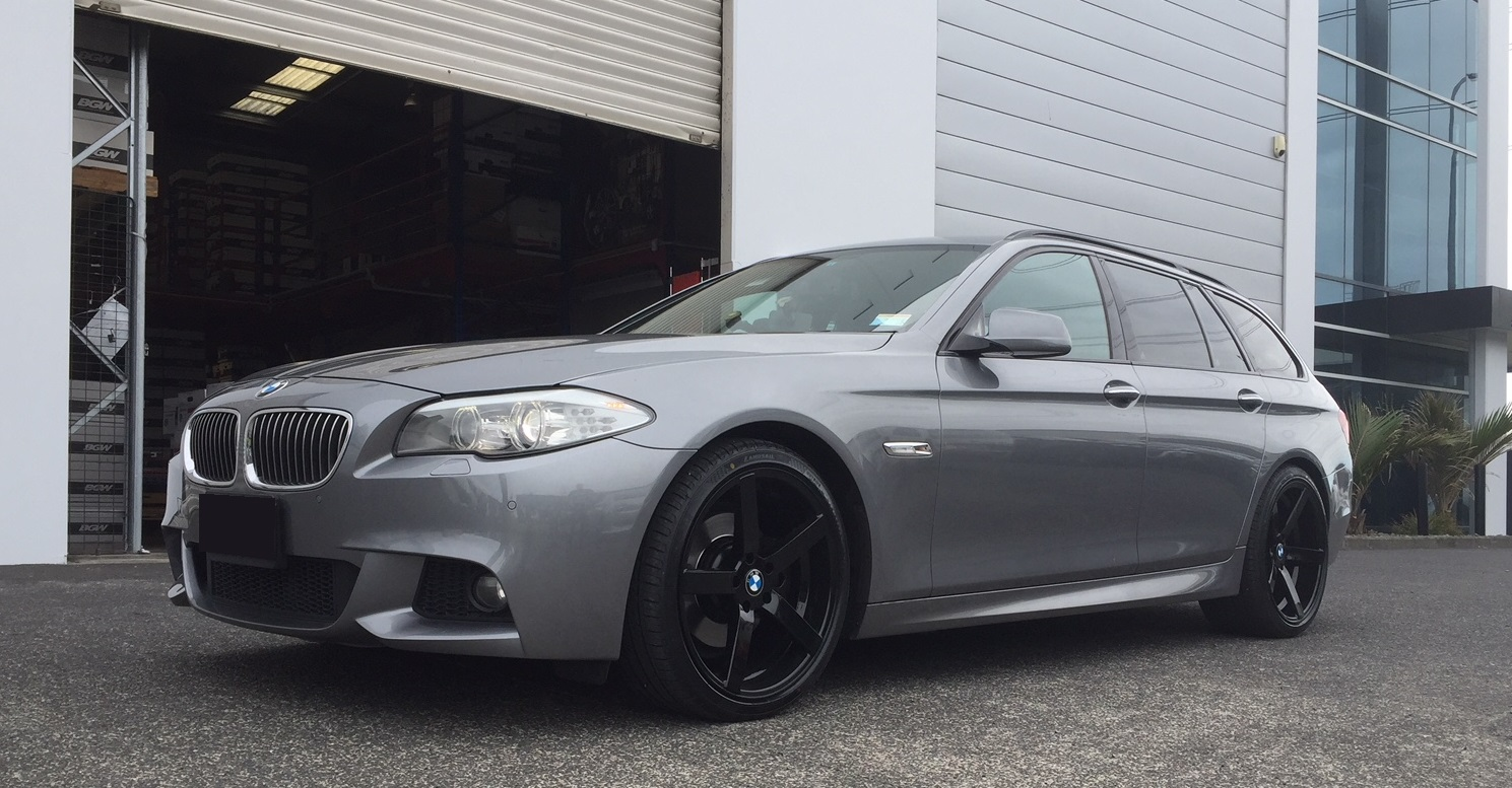 BMW 5series F10 on BGW Torque