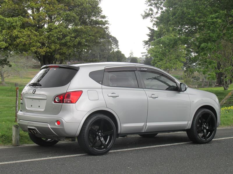 Nissan Dualis on BGW Torque