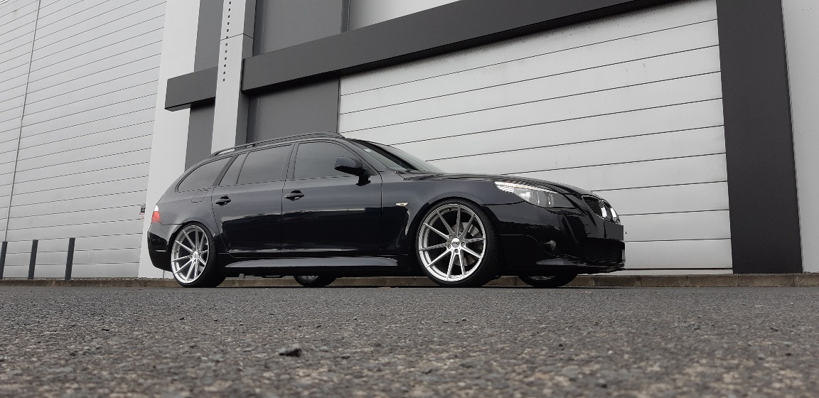 BMW 5series on 20x10 TSW Bathurst