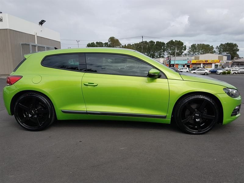VW Scirocco on BGW Torque