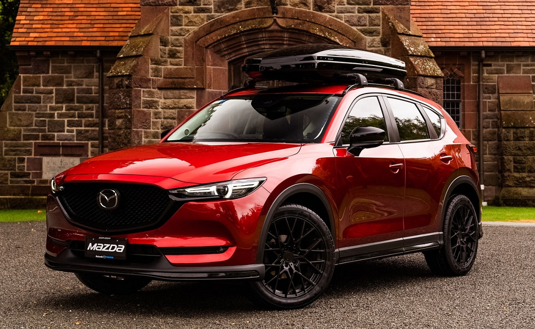 Mazda CX-5 on TSW Sebring