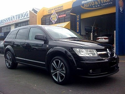 Dodge Journey MAK Fuoco