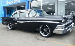 Ford Fairlane on Ridler R695