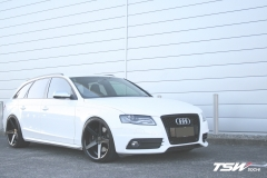 Audi S4 on TSW Sochi