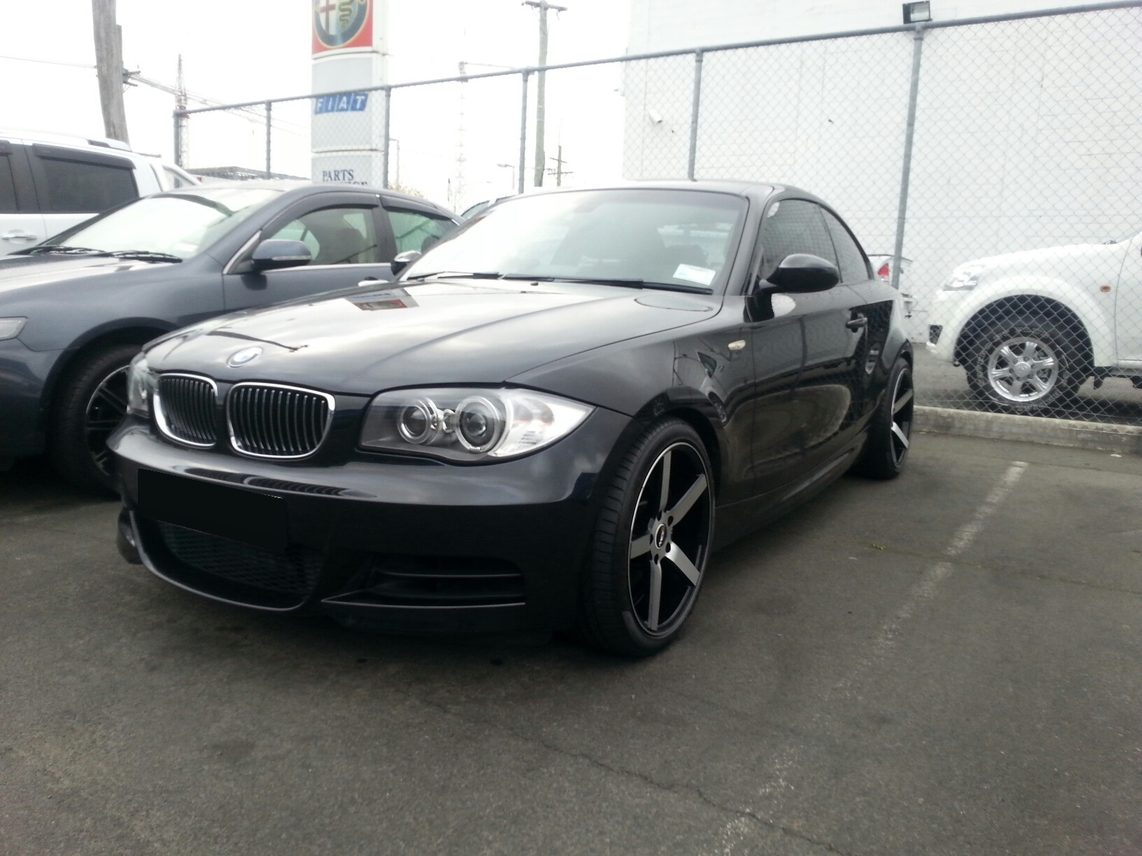 BMW 1series on BGW Torque