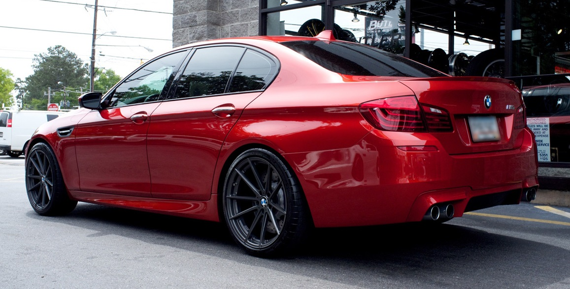 BMW M5 on TSW Bathurst