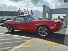 Ford Mustang on Ridler R695