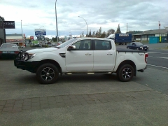 Ford Ranger on HRS H427