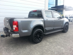 Holden Colorado on Black Rhino Sidewinder