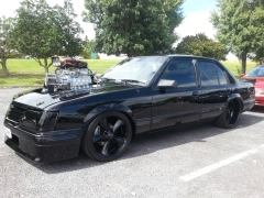 Holden Commodore on HRBB Possessed