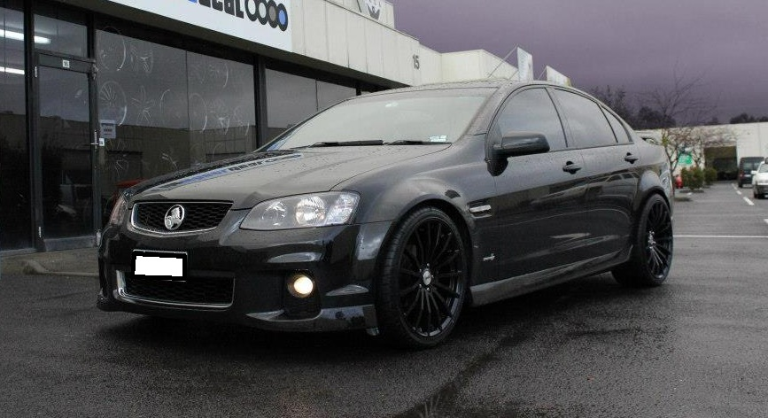 Holden Commodore on TSW Mallory