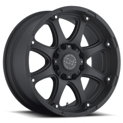 Black Rhino Glamis Matt Black