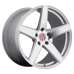 2010VIB505130S71 - 20x10 BADEN 5/130 ET50 SIL machined face