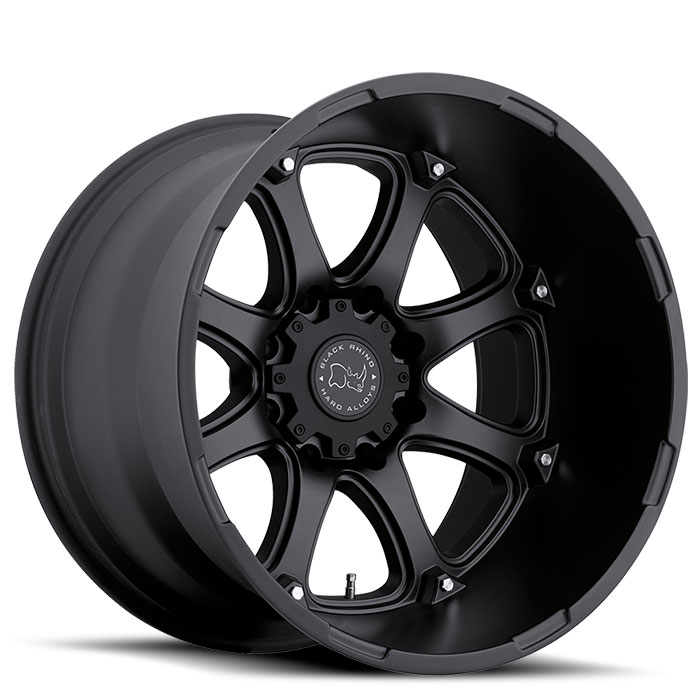 BLACK RHINO GLAMIS[Matt Black]