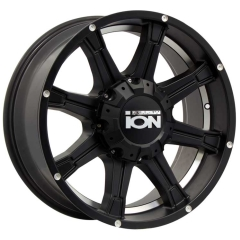 N196-2930MB - 20x9 ION196 5/130 ET35 HR84.1 MBLK