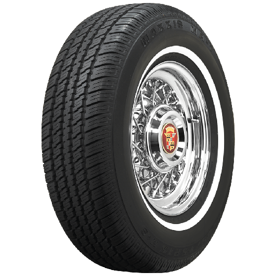 MAXXIS RADIAL WHITEWALL