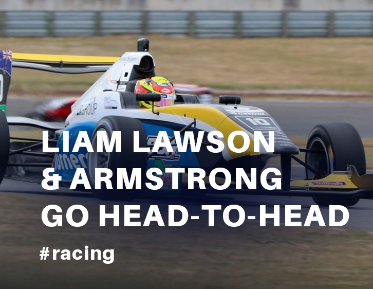 Lawson and Armstrong go head-to-head