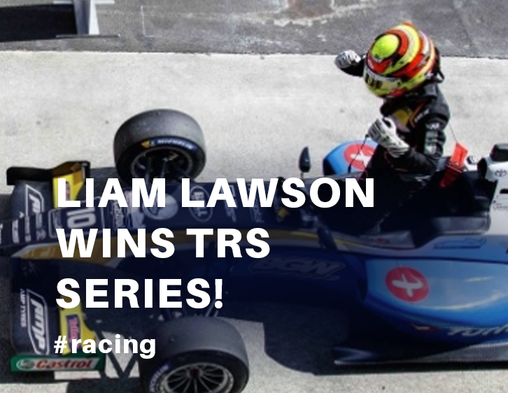 Lawson Wins TRS Series!
